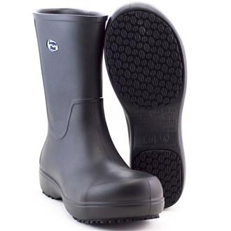 Bota Acqua Foot com Bico Composite Preta BB86 39